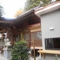 鹽澤神社:拝殿続きに増設しました☆